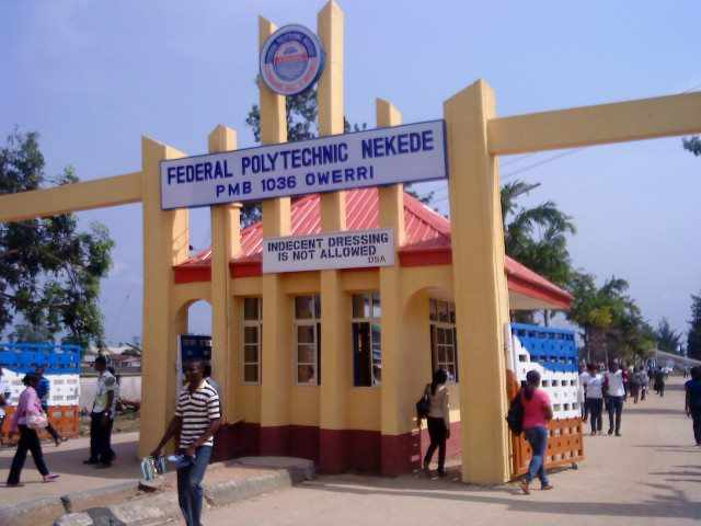 Nekede Poly Part-time Admission (ND/HND) 2017/2018 Announced