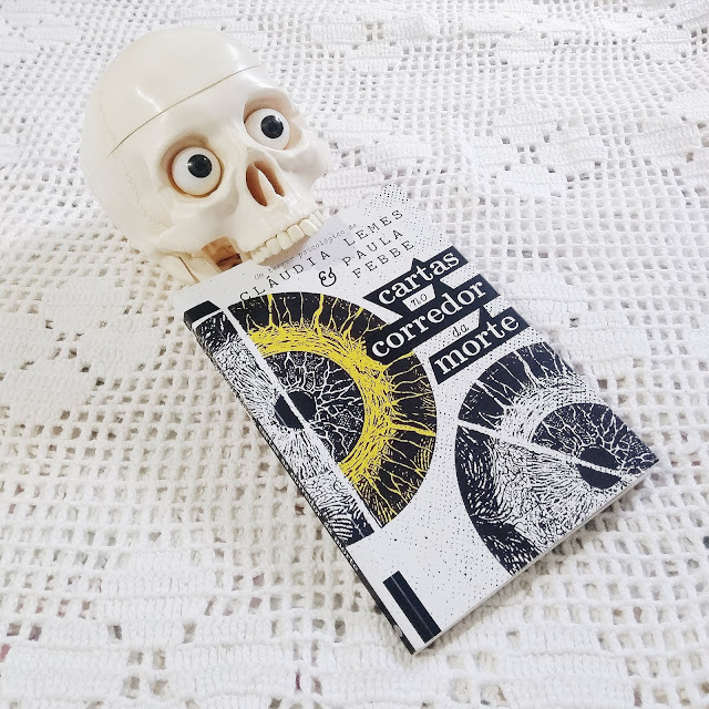 livro cartas no corredor da morte_janela literaria