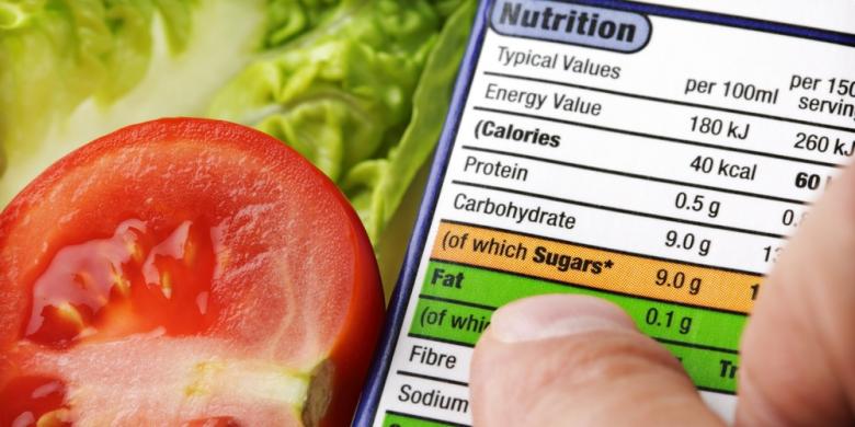 Di Inggris, Makanan Tidak Sehat Diberi Label Peringatan