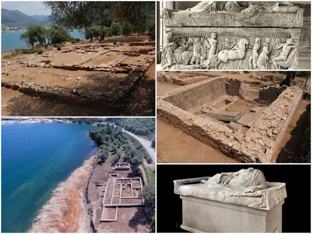 Θεσπρωτία: Η Ρωμαϊκή Έπαυλη στο χωριό Λαδοχώρι