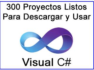 300 Proyectos C# Listos Para Descargar y Usar