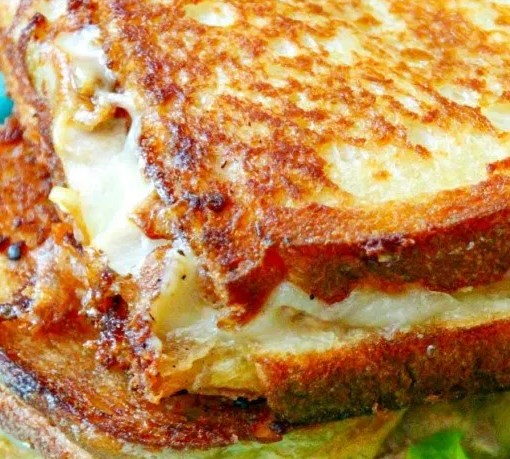 THE PERFECT TUNA MELT #lunch #recipes