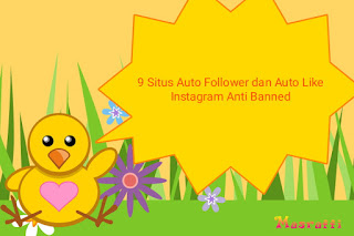 9 Situs Auto Follower dan Auto Like Instagram Anti Banned