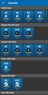 ربح بطاقات جوجل بلاي