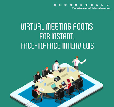 Hold meetings from the comfort of your conference room