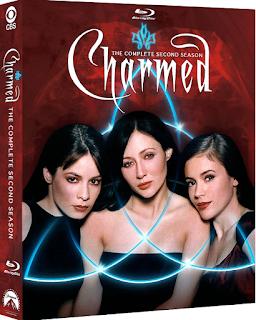 Charmed – Temporada 2 [4xBD25] *Con Audio Latino *Bluray Exclusivo