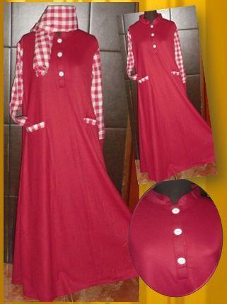 Trend Baju Muslim 2015 Model Busana Muslim Populer Desain