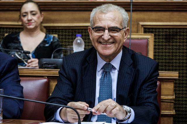 ΕΚΤΑΚΤΗ ΕΙΔΗΣΗ: Παραιτήθηκε ο Αντ. Διαματάρης μετά τον σάλο για τα ψεύτικα πτυχία
