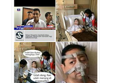 Blak-blakan Nazaruddin Bilang Soal Kasus Setya Novanto, Dia kebal Hukum Karena...