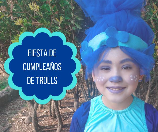 Fiesta de cumpleaños de Trolls