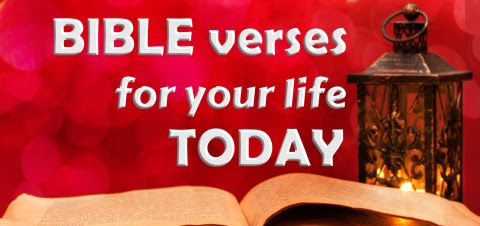 Today's Bible Verses: Verse of the Day