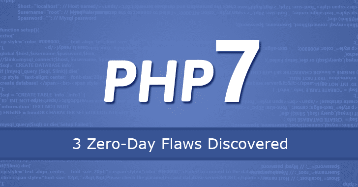 php security – The Hacker News
