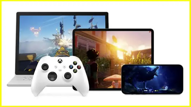 Xbox Cloud Gaming for iOS devices and Windows 10: Closed Beta Starts