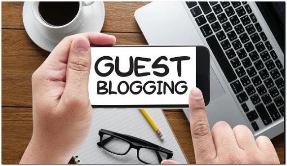 100+ guest blogging sites list PR Tinggi Terbaik
