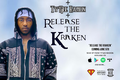 Ty'Gee Ramon Sets Date For New EP Release