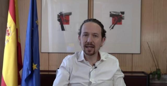 Pablo Iglesias. Vídeo Podemos
