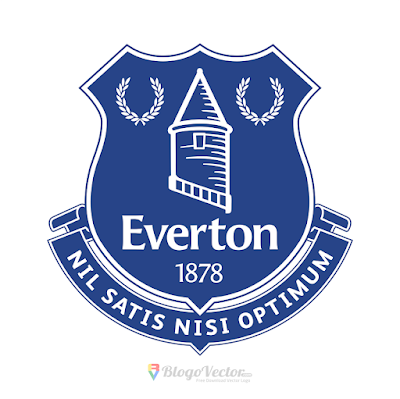 Everton F.C. Logo Vector