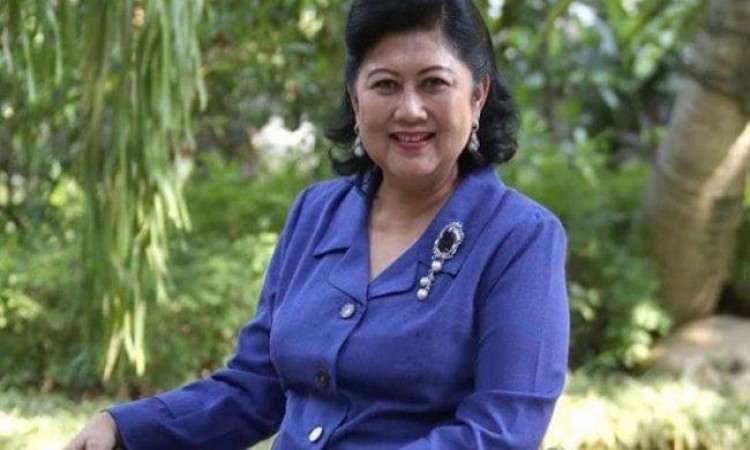 Ucapan Duka Syarifuddin Daeng Punna atas Meninggalnya Ani Yudhoyono