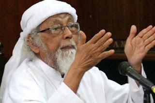 Biografi Abu Bakar Ba'asyir