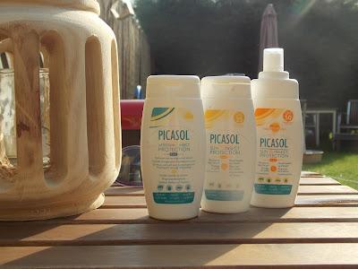 Picasol, bescherming tegen de zon en insecten