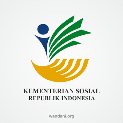 Free Vector : Download Logo Kementerian Sosial