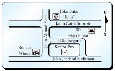 Soal UAS Bahasa Indonesia Kelas 4 Semester 1 KTSP