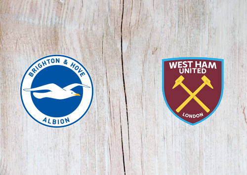 Brighton & Hove Albion vs West Ham United -Highlights 15 May 2021