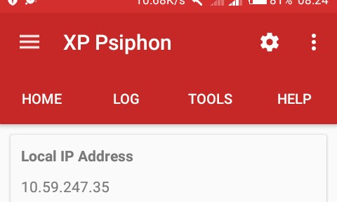 Etisalat free 60mb Now working with the new version of Xp psiphon