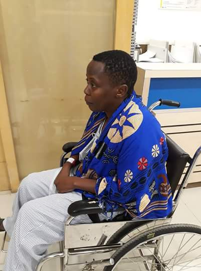 Bedridden Nambooze asked oppositions to unite to dialogue NRM