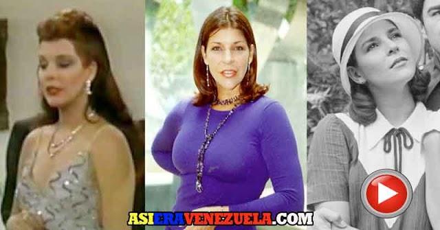 Amanda Gutierrez | La reina de las novelas de los años 80