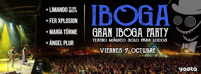 Iboga Party