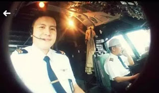 Co-Pilot Sriwijaya Air yang Jatuh Pindah Flight Agar Bisa Masuk Gereja Pagi