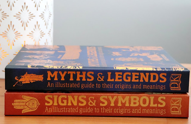 myths and legends dk book