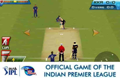 Download Indian Premier League 9 T20 2016 Game