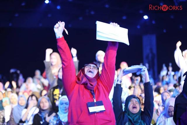 semangat waja peserta nuh2020