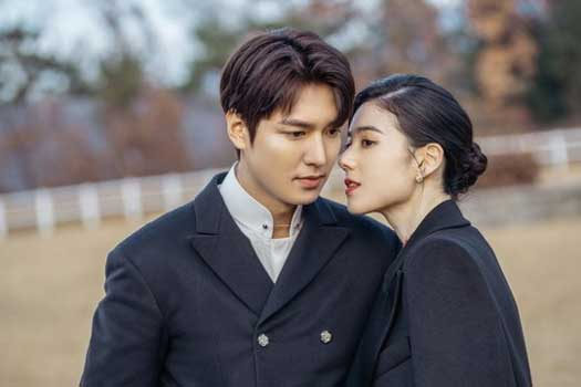 spoiler the king eternal monarch Lee Min-ho dan Jung Eun-chae