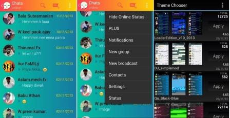 Download WhatsApp Plus MOD APK  v8.5 Terbaru 2019