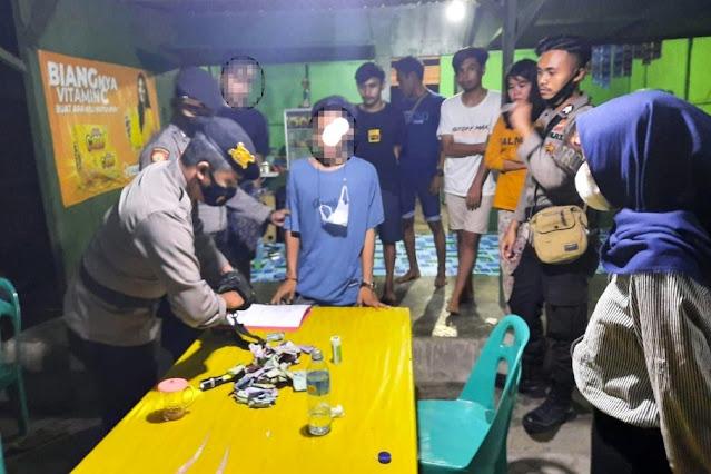 Polres Sumbawa ringkus dua pengedar Tramadol