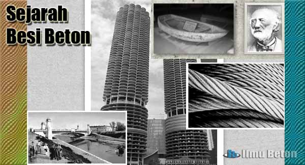 Sejarah Besi Beton