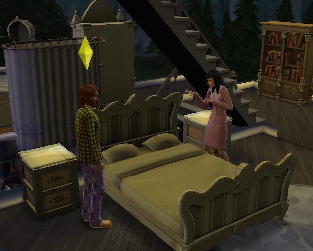 The sims 4 | Vampire