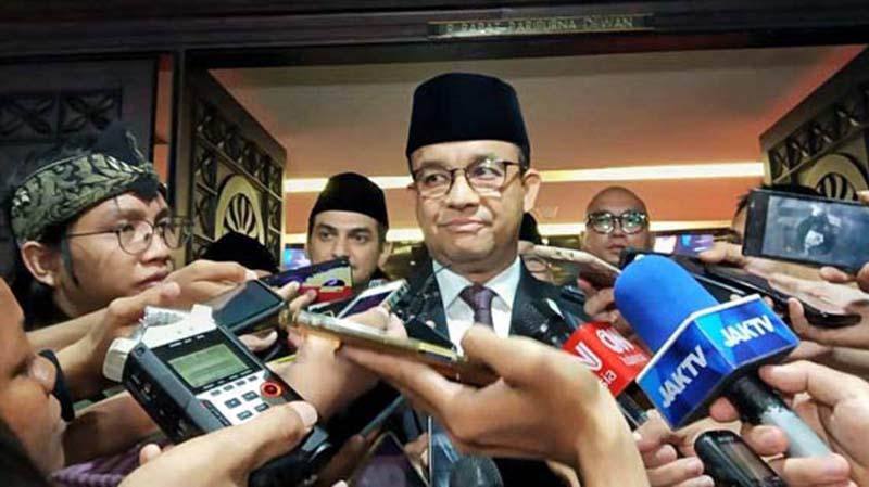 "Berantas Korupsi, Anies Launching Aplikasi ""Cetak GOL"""