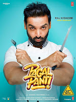 Pagalpanti First Look Poster 18