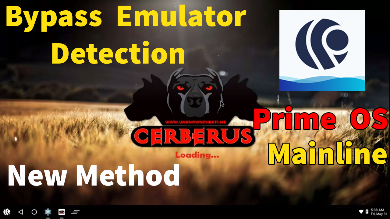 How To Bypass Emulator Detection PUBG Mobile 0 12 5 On Prime OS v0