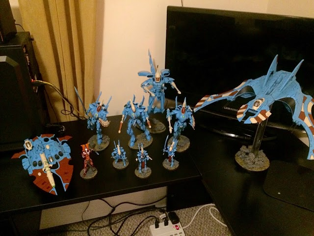 What's On Your Table: Eldar
