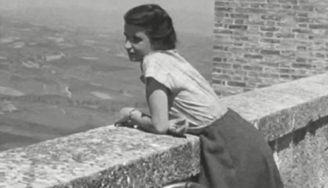 Foto Rosalind Franklin sang penemu struktur DNA