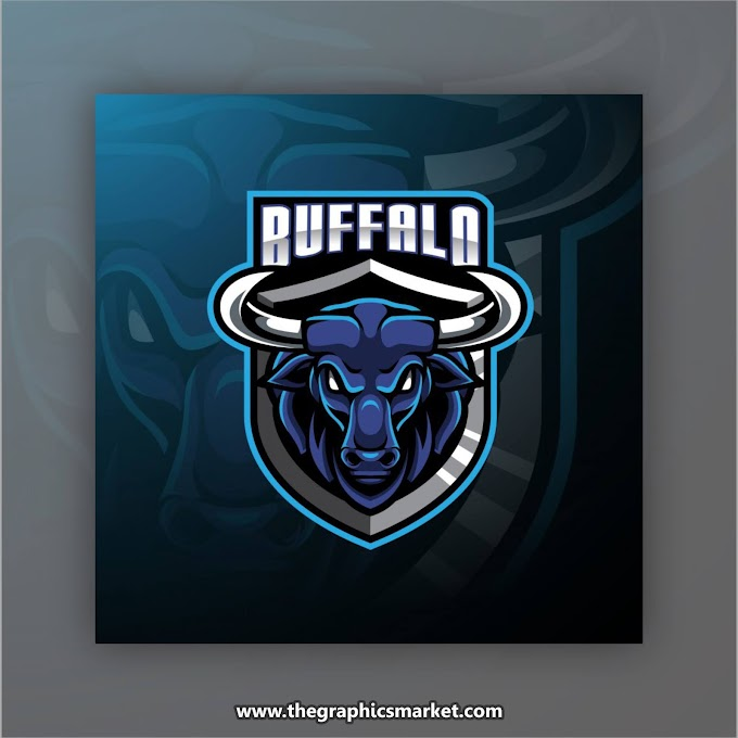 Buffalo Logo Vector | Free Download