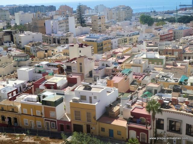 que ver en Almería en un día