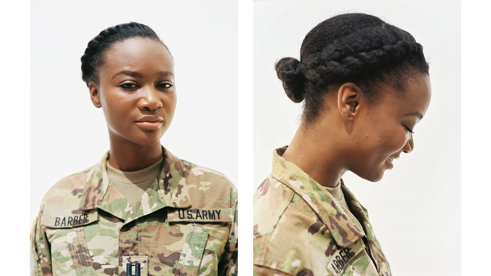 black women in military | curlynikki | natural hair care