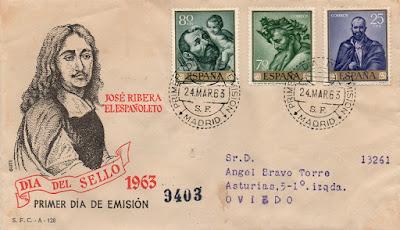 Sobre PDC Día del Sello Ribera 1963