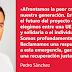 """Pedro Sánchez: """"la respuesta europea debe ser solidaria, enfocada a los más vulnerables"""""""